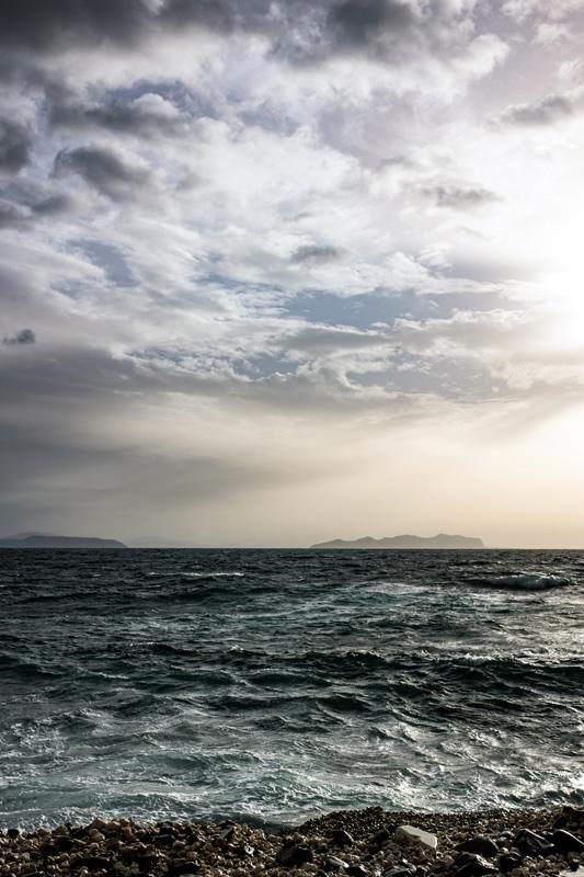 Cristiano Zabeo - Isola di Favignana vista dall'isola di Marettimo (la più remota delle Egadi) 2018