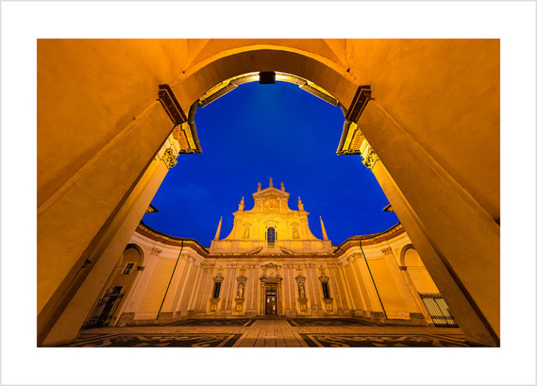 Franco Gualdoni_Meravigliosa Milano -Certosa di Garegnano