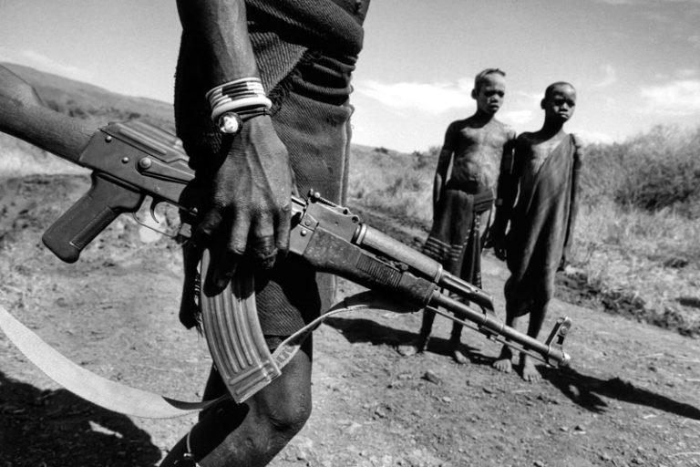 Giovanni Mereghetti - Dintorni di Jinka- Etiopia 2006