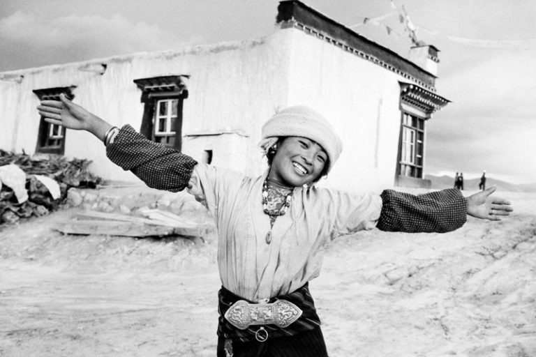 Giovanni Mereghetti - Old Tingri (Tibet) 2004