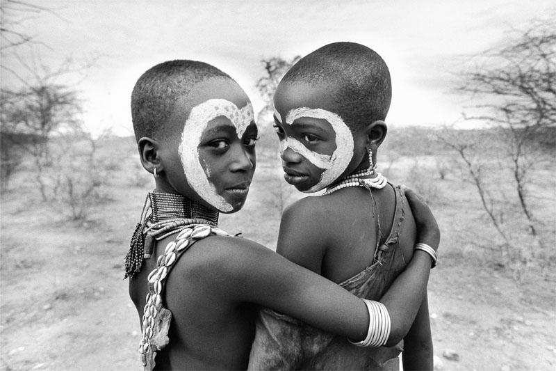 Giovanni Mereghetti - Turmi (Etiopia) 2000